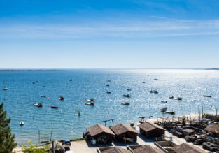 SUMMER: 7-night stay in beachfront resort on French Atlantic coast + flights from London for just £179!