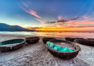 7-night stay in top-rated hotel in Da Nang, Vietnam + flights from Singapore for just $188!