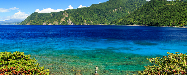 HOT!! Paris to exotic Dominica returning from Martinique for €275! (+ 19hr stop in Guadeloupe)