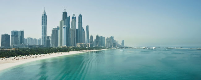 Dubai package holiday: 7 nights in top-rated 4* hotel & flights from Germany only €395!