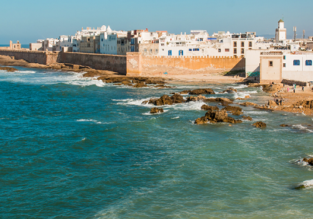 7-night B&B stay in top-rated riad in Essaouira, Morocco + cheap flights from Germany for just €151!