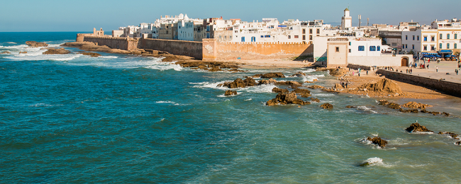 Morocco escape! 4 nights at top-rated riad in Essaouira + flights from Germany for €41!