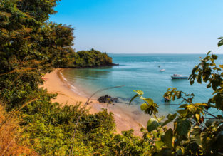 Cheap non-stop flights from UK to exotic Gambia from only £164!