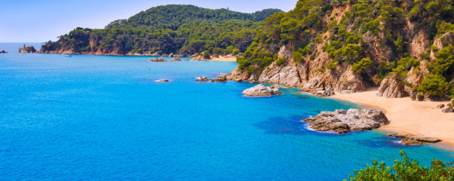 PEAK SUMMER: UK cities to Costa Brava, Spain from just £37!