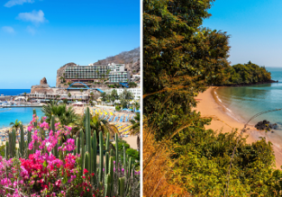 Escape winter! Gambia and Gran Canaria in one trip from Manchester just £275!