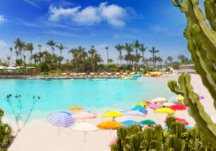 11 nights in top rated beach hotel in Gran Canaria + flights from Munich for €331!