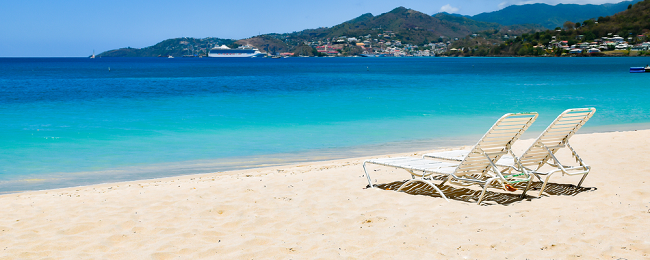 New York to Grenada for only $269!