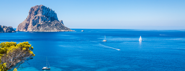 PEAK SUMMER: Birmingham to Ibiza for just £40!