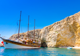 7-night stay at sea view apartment in the Croatian island of Krk + cheap flights from Stockholm for just €117!
