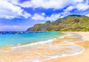 7-night stay in top-rated 4* hotel on Madeira with breakfasts + flights from Basel for just €165!