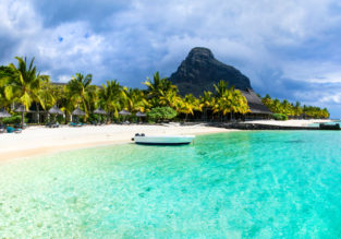 X-mas & New Year! Geneva or Istanbul to exotic Mauritius from only €366!