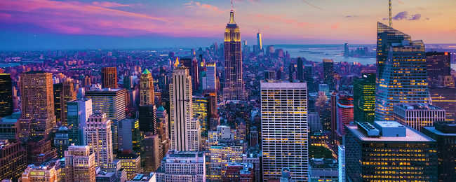 Cheap non-stop flights from Brussels to New York from only €249!