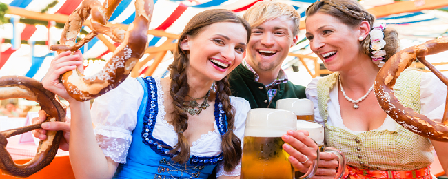 OKTOBERFEST: L.A. or San Fran to Munich, Germany from $409!