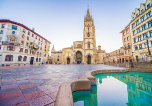 Countryside experience in Spain! 5 nights at top-rated hotel in the Asturias region & flights from London for just £128!