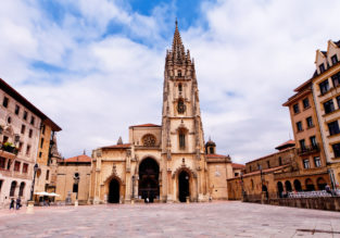 5-night stay at well-rated hotel in Northern Spain + flights from London for just £98!