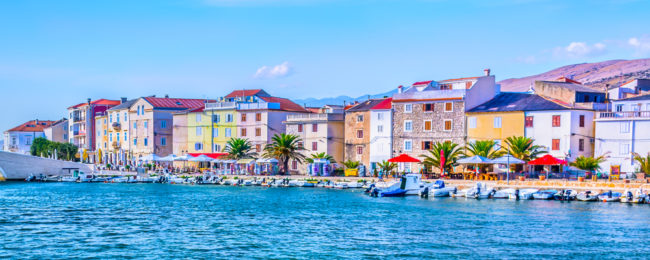 JUNE! 7 nights at well-rated apartment on Pag island, Croatia + cheap flights from London from just £132!