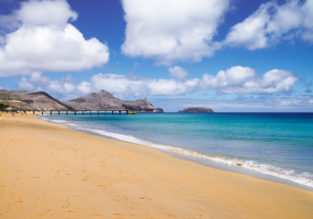 Cheap non stop flights from UK to Madeira from only £49!