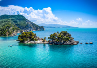 Summer vacation in Greece! 7 nights in the Epirus region + cheap flights from Budapest for just €168!