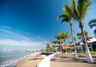 AUGUST! Cheap flights from Phoenix and Washington to Puerto Vallarta from just $205!