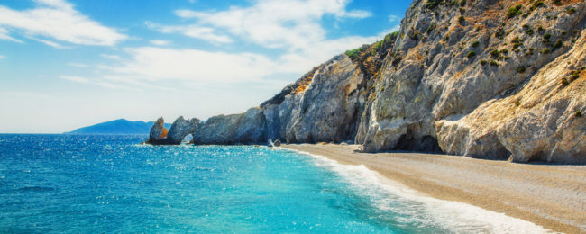 JULY! Double room at very well-rated hotel on the Greek island of Skiathos for just €46/night! (€23/£20 pp)