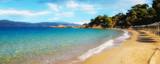 B&B stay at 5-star hotel in Skiathos, Greece for just €57/night! (€28.5/£25 pp)