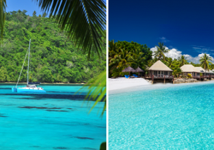 Fiji and Tonga in one trip from Auckland for only NZ$589!