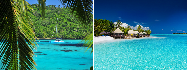 2 in 1: Auckland to both Tonga and Fiji in one trip for only AU$493/ NZ$540!