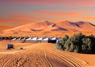 Cheap non-stop flights from Paris to Western Sahara from €116!