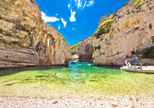 Spring break in Croatia! 5-night stay at top-rated apartment on the island of Brac + flights from Berlin for just €95!