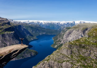 SUMMER: 7-night full board cruise from Copenhagen to the Norwegian fjords for just €417!