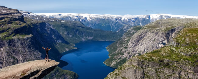 JUNE: 7-night full board cruise from Germany to the Norwegian fjords for just €399!