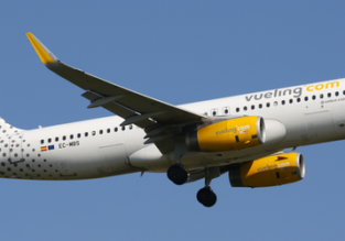 Vueling flights across Europe from only €10 one-way!