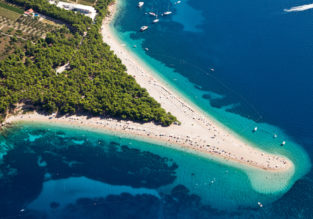 Summer! Cheap flights from French cities to Croatia from only €39!