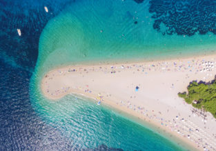 MAY! 7-night stay on Brac Island, Croatia + cheap flights from Belfast from just £133!
