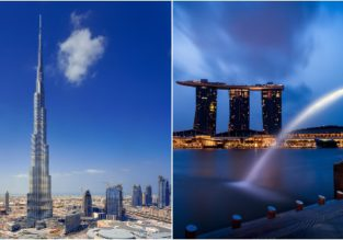 HOT! Athens to Singapore and Dubai returning to Sofia from €235!