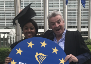 Ryanair will offer discounted flights and FREE check-in bags for students!