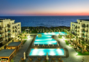 Double room in 4* beach resort & spa in Cyprus for only €32/ $36 per person! (breakfast included)
