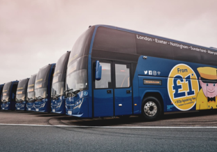 Megabus Sale: £1 fares across the UK!