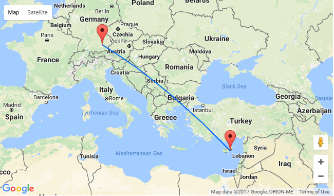 Summer munich to larnaca cyprus for just 22 how to book click here or just follow the link below and adjust travel dates gumiabroncs Image collections
