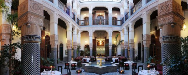 Awesome 5-star traditional Riad in Morocco for only €34.50 per person!