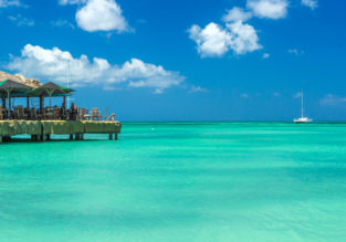 Early Summer! 7-night stay in top-rated hotel in exotic Aruba + flights from London for £389!