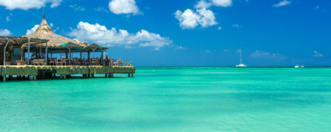 Non-stop from London or Manchester to Aruba for only £269!