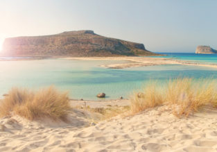 LAST MINUTE: 7-night stay at top rated hotel in Crete + flights from UK from just £135!