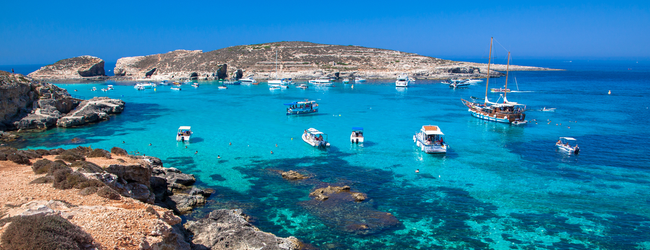 Spring break in Malta! 7 nights at well-rated apartment +cheap flights from Stockholm for just €123!