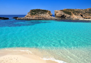 Cheap flights on a new route from Skopje to Malta for just €19!