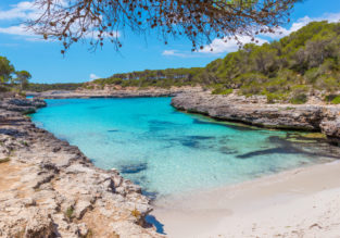 Spring & Summer 2019! Cheap flights from Amsterdam to Mallorca, Croatia and French Riviera from just €35!