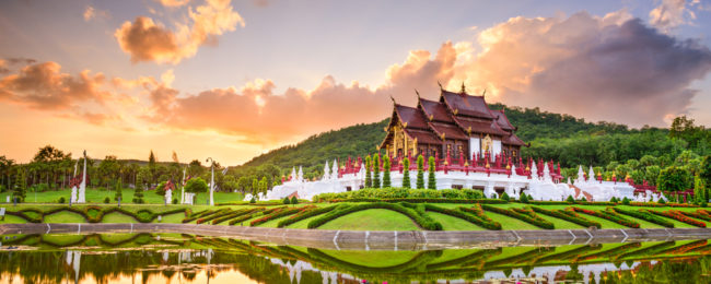 5* Qatar Airways: cheap flights from Jordan and Oman to Chiang Mai, Thailand from only $418!
