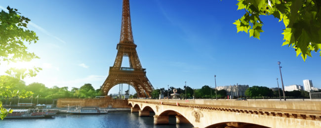Cheap non-stop flights from Miami to Paris for only $287!