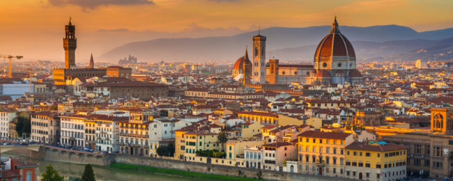 B&B stay at top-rated & central 4* hotel in Florence for only €45/night! (€22.50/$24 pp)