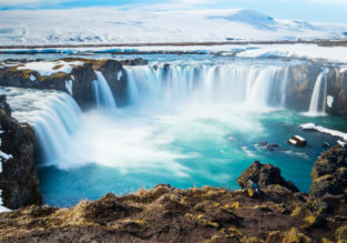 AUGUST: cheap flights from Phoenix to Iceland from just $375!
